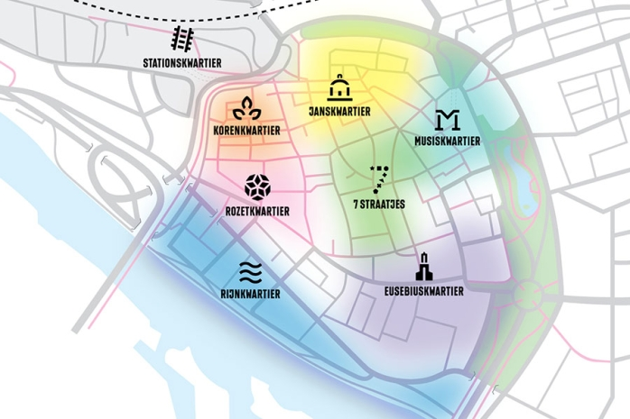 kwartierkaart-binnenstad-Arnhem_small